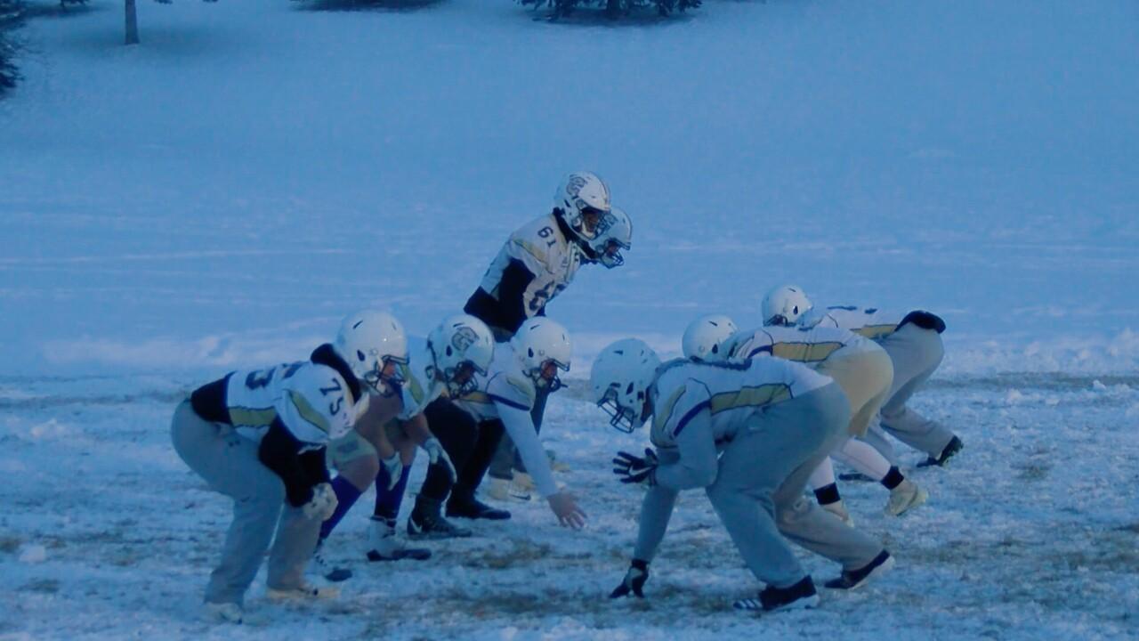 Carroll College spring football