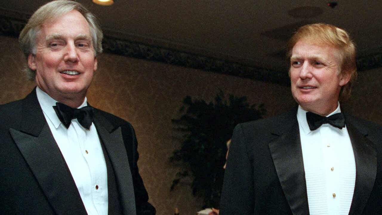 Robert Trump, President Trump's younger brother, dead at 72