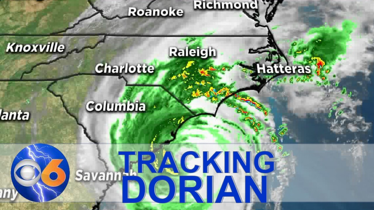 Northam urges Virginians to prepare ahead of Hurricane Dorian: 'Now is the time'