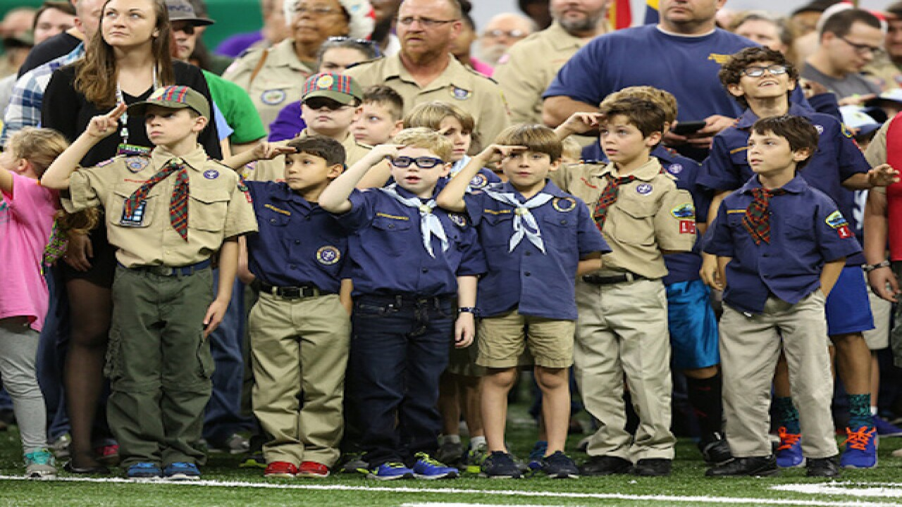 Boy Scouts of America to allow transgender enrollment
