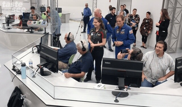 PHOTOS: Astronaut Training Experience at Kennedy Space Center Visitor Complex