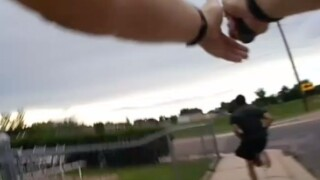 Bodycam video shows Colorado police shooting 19-year-old suspect as he ran away