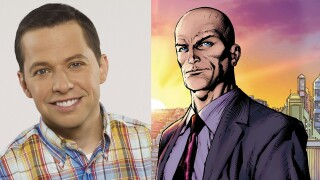 Jon Cryer from Two and a Half Men Cast as Lex Luther in Supergirl