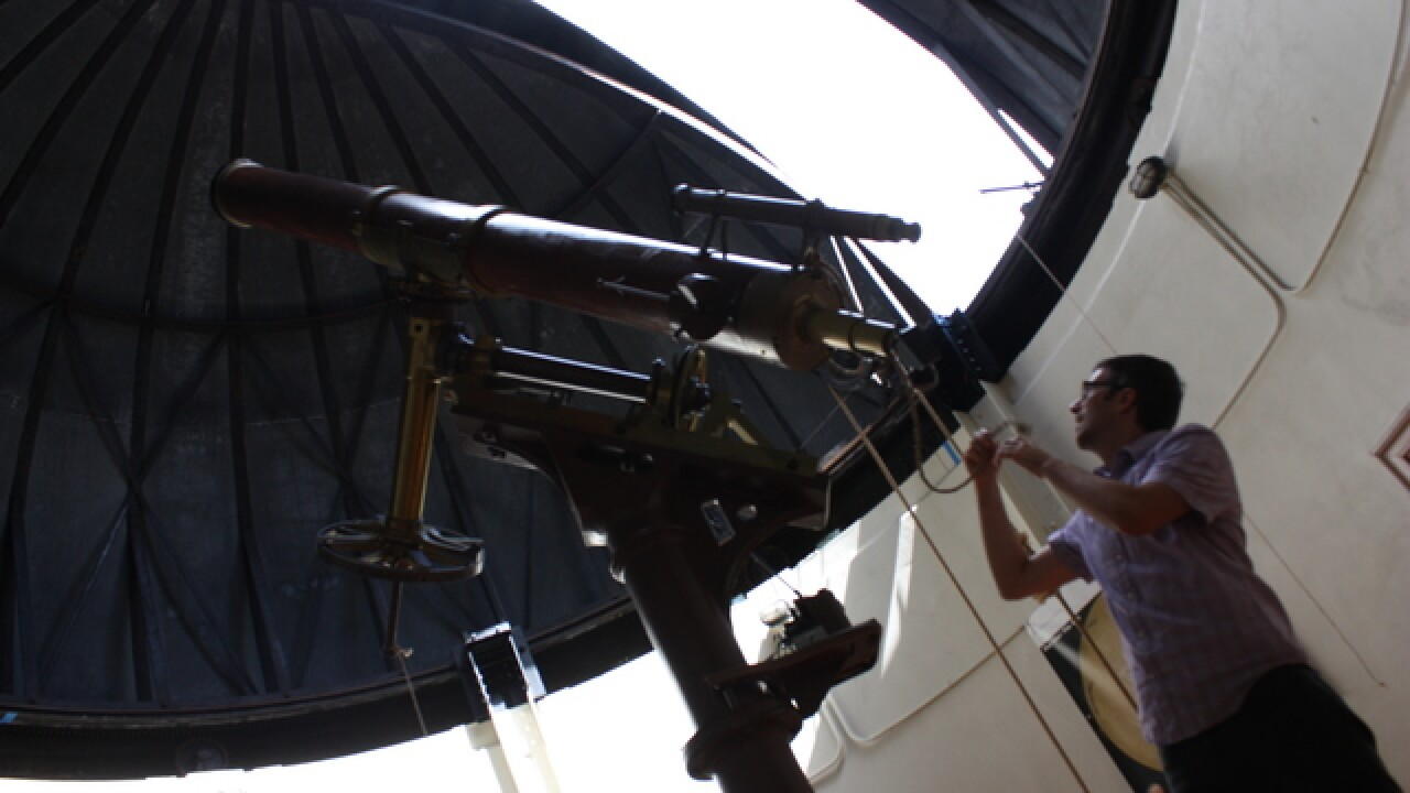 Cincy astronomer counts down to 'the big one'