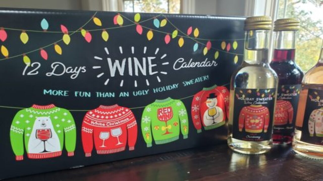 Sam's Club Just Dropped The Cutest Wine Advent Calendar