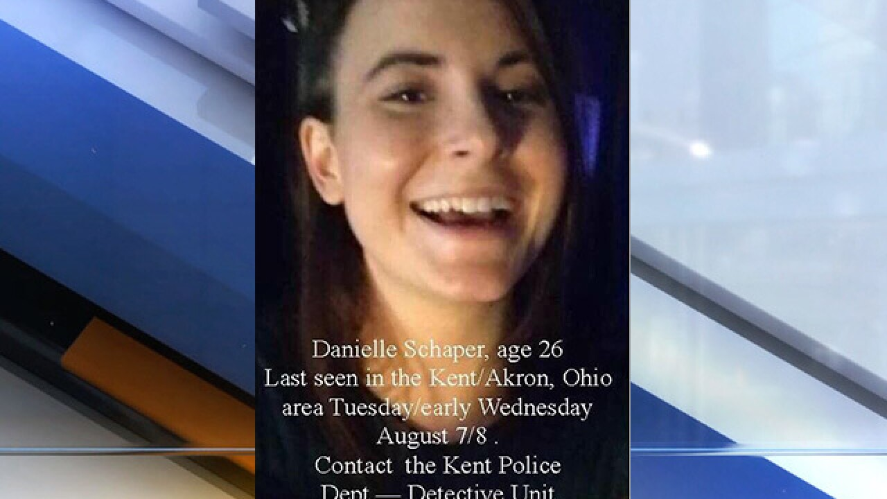 MISSING: Police looking for 26-year-old woman from Kent last heard from Aug. 8