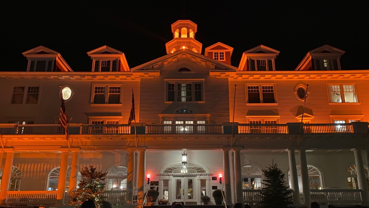 The Stanley Hotel's haunted reputation and how it inspired 'The Shining'