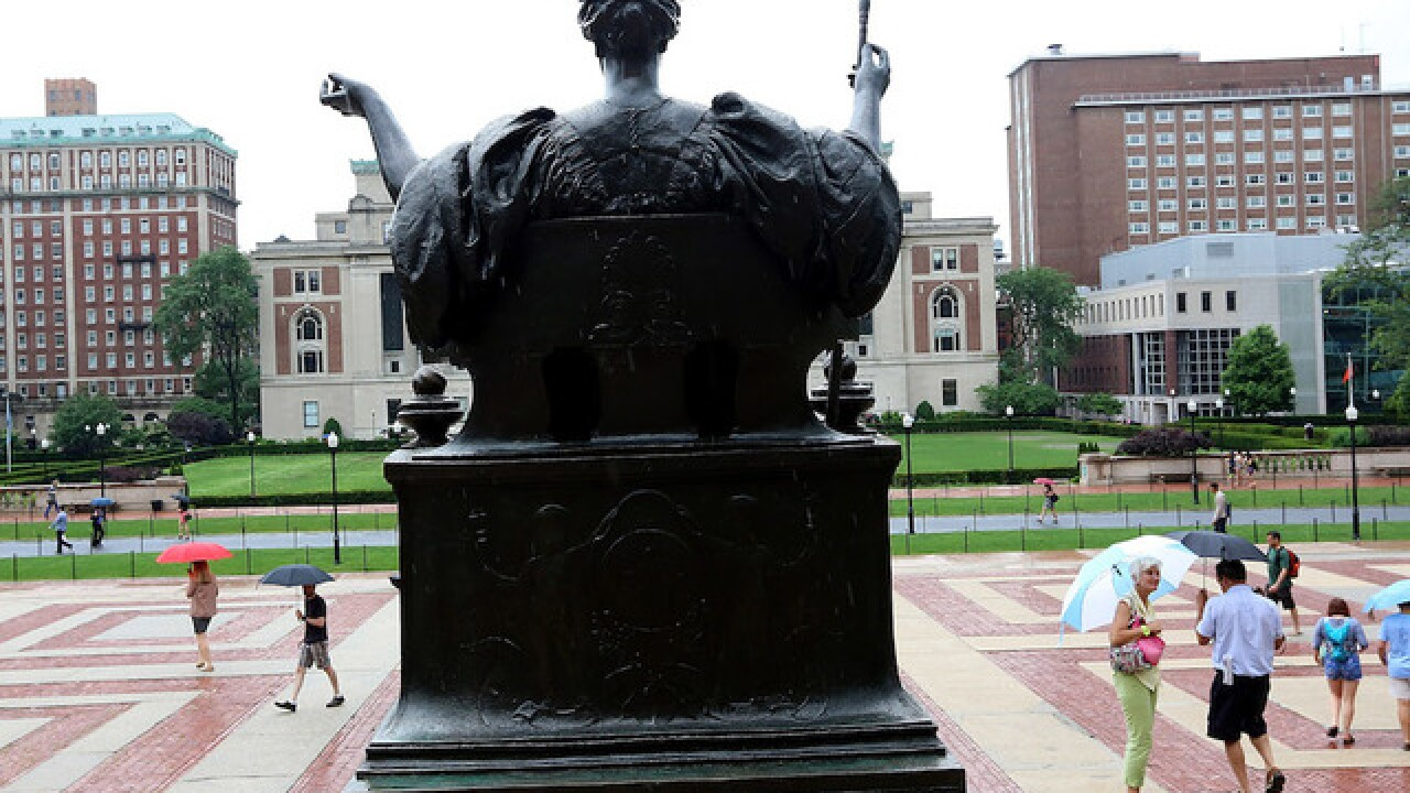 Columbia wrestling team suspended over 'lewd texts'