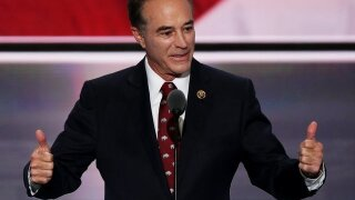 Rep. Collins speaks following charges