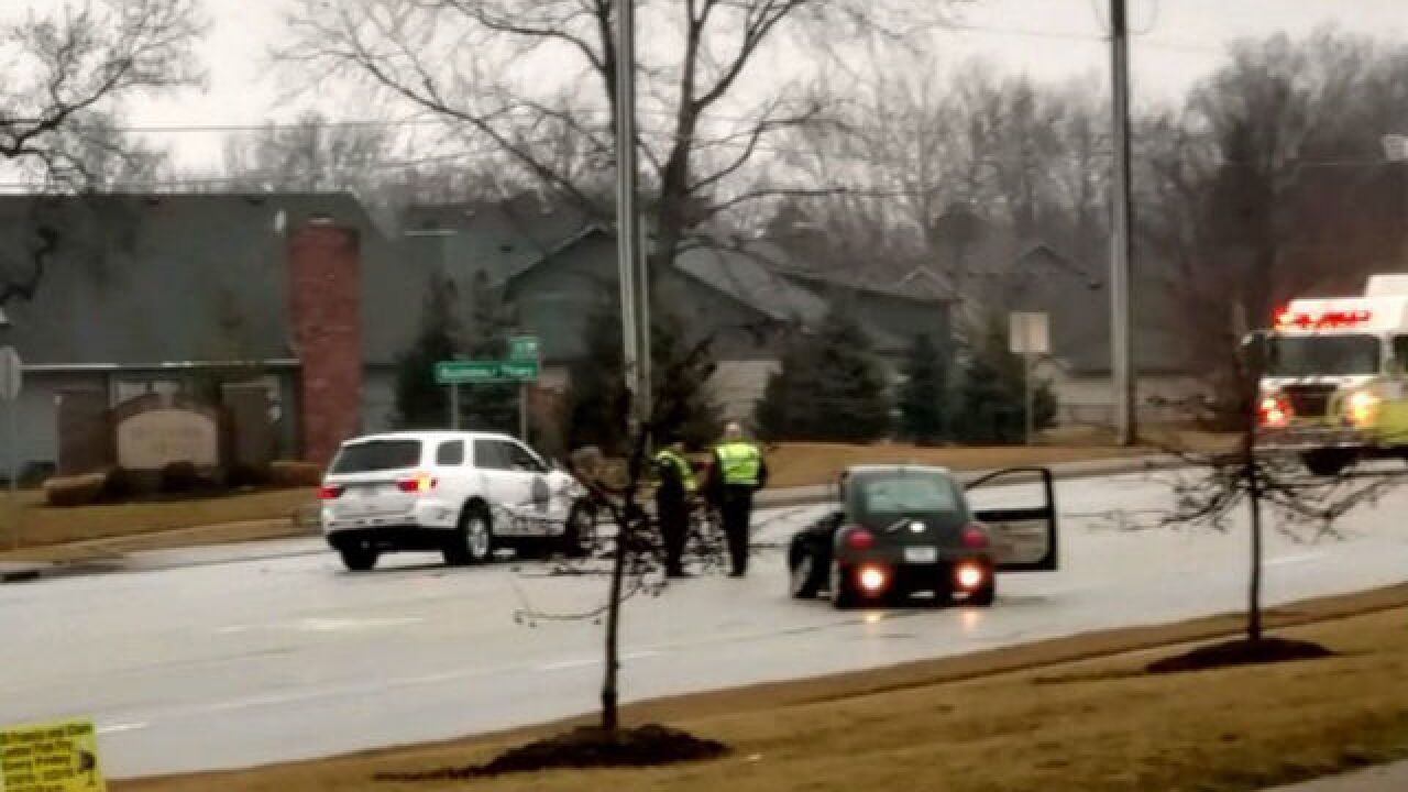 Person killed in Greenwood crash