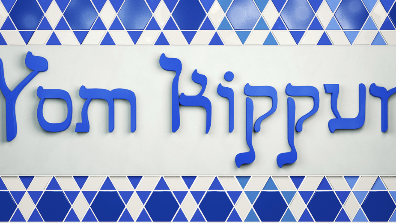 Here's everything you need to know about Yom Kippur