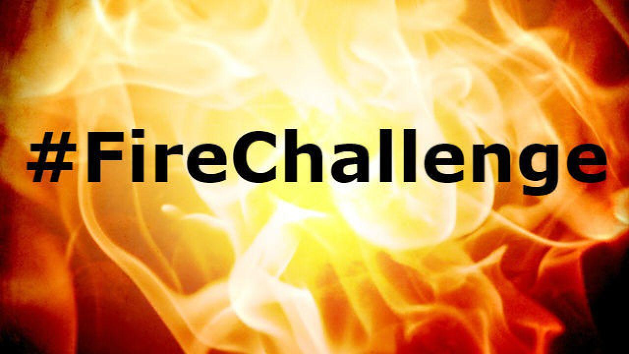 Viral video challenge puts lives in danger