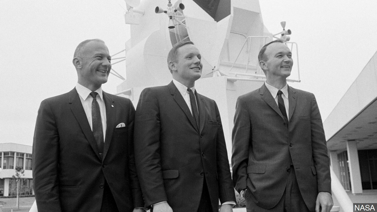 nasa apollo 11 astronauts - photo #40