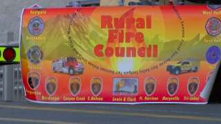 Lewis and Clark Rural Fire Council hosts fundraiser and recruitment drive