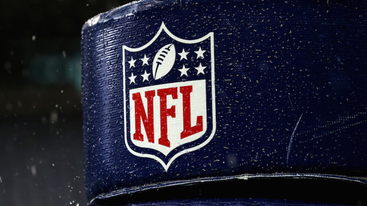 NFL looking at game in China as early as 2018