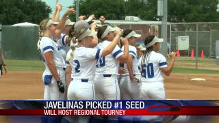 Javelinas set to host first ever Super Regional