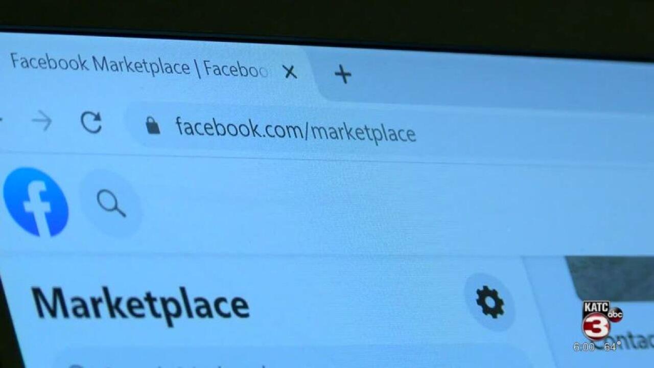 VJO - Rayne PD Facebook Marketplace scam warnings.jpg
