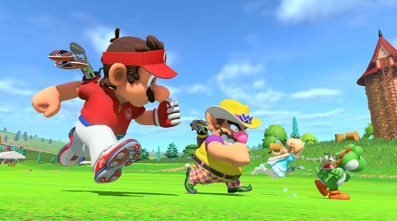Mario Golf Super Rush (5).JPG
