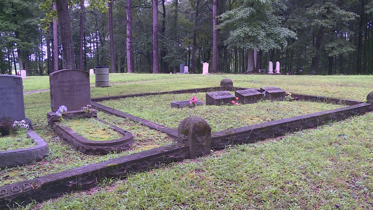 Cemetery mystery: Stolen headstones from 5 cemeteries believed to be inBlackstone