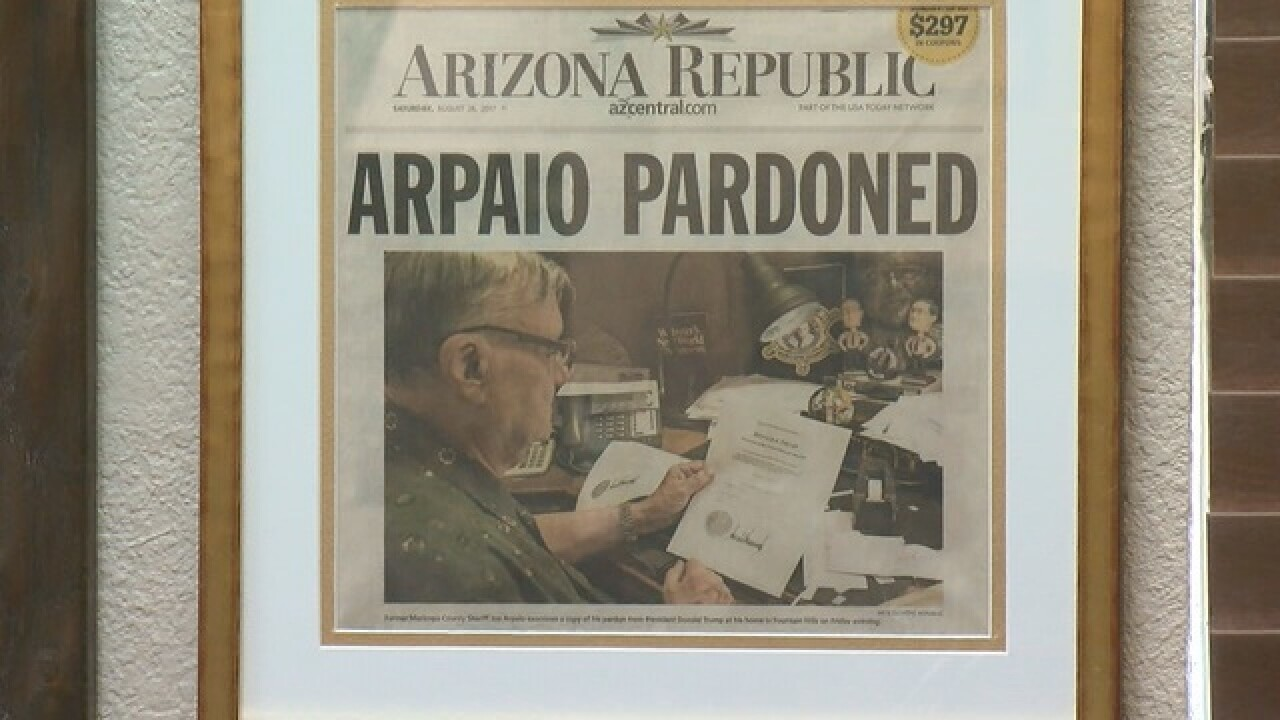 Profile: Senate Candidate Joe Arpaio