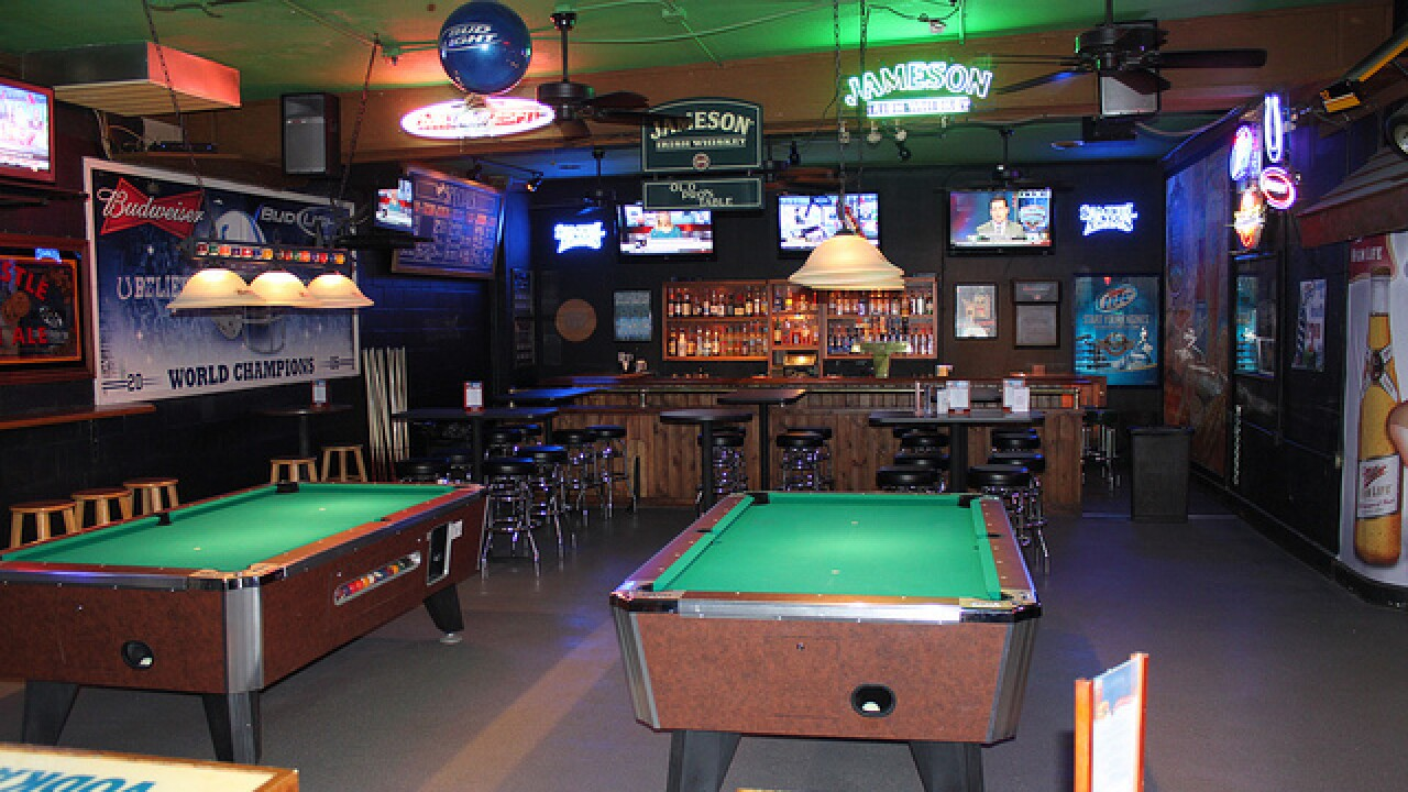 Inside Old Pro's Table, the Best Bar in Indy