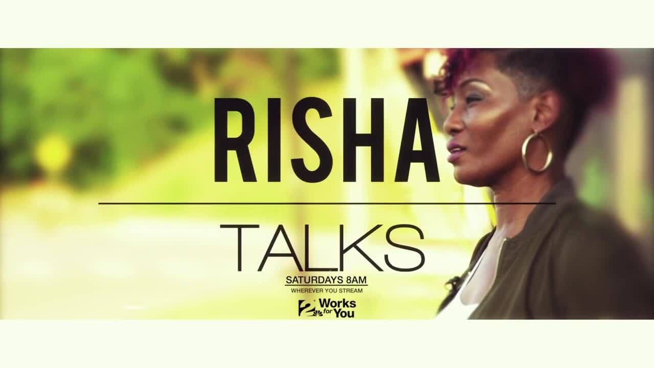 Risha Talks on 2 Works for You