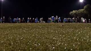 Midnight Madness for Doherty Football Team