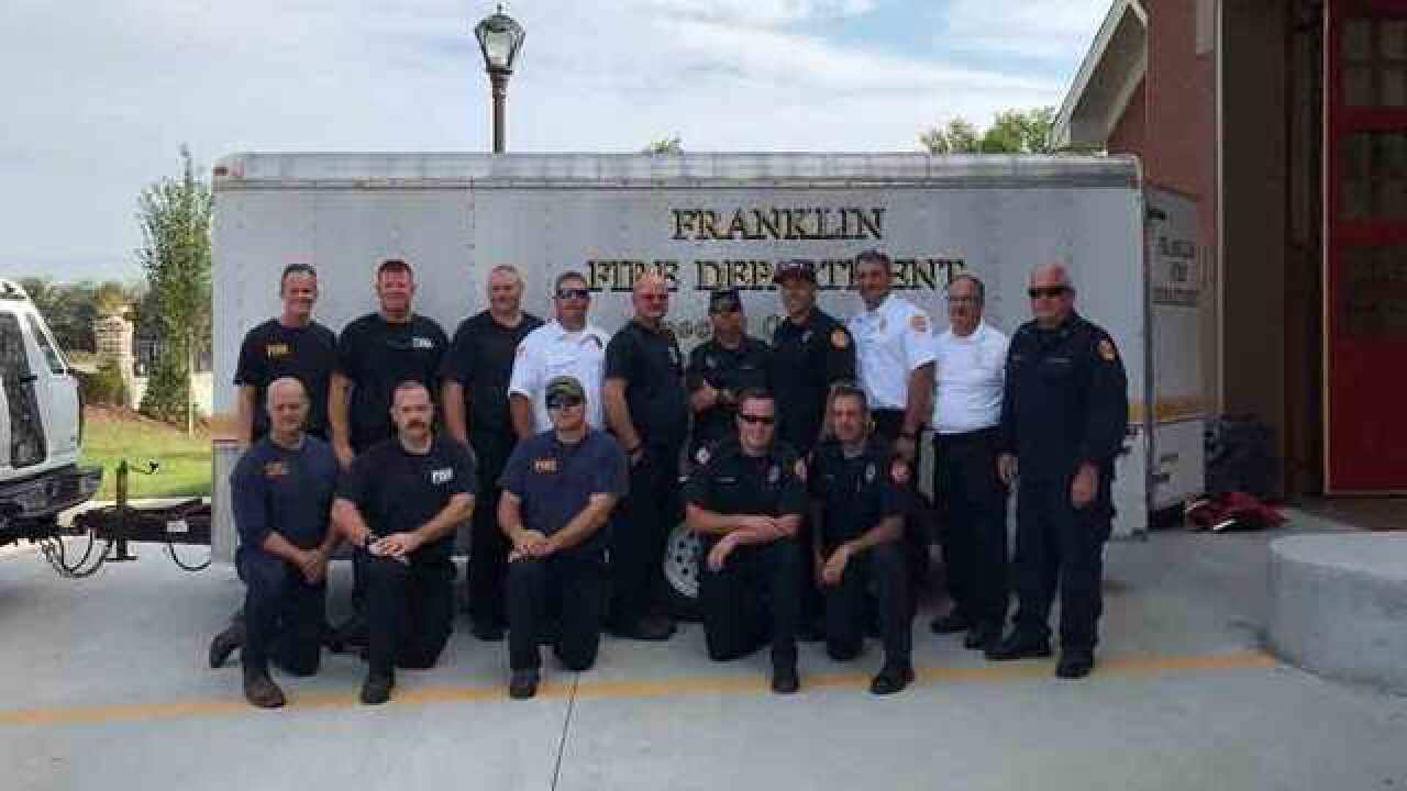 Local Emergency Crews Sending Teams To Texas