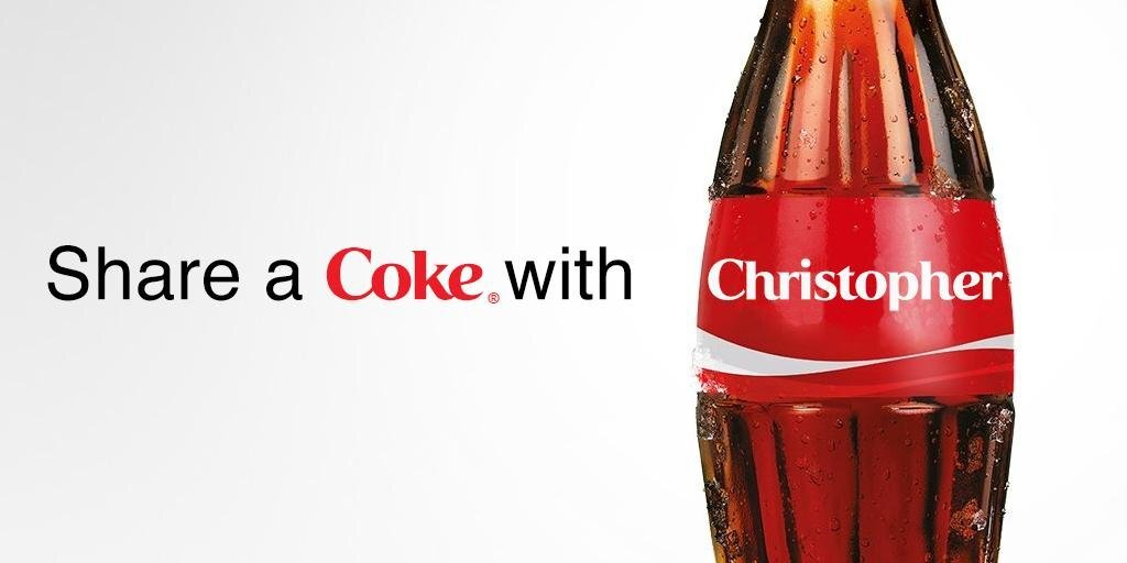 """Christopher Massimine, who claims to be """"the man behind"""" Coca-Cola's ad campaign for """"Share a Coke,"""" has never been a Coca-Cola employee."""