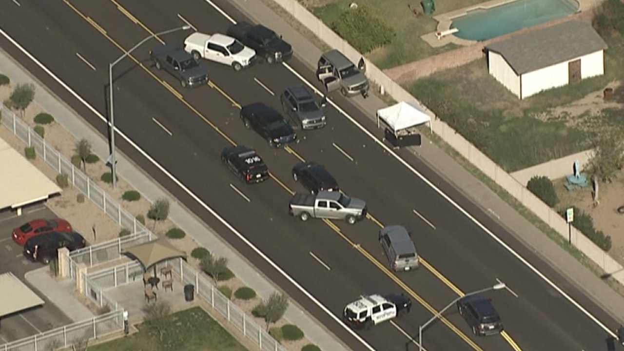 Officer-involved shooting in Mesa 1-22-20