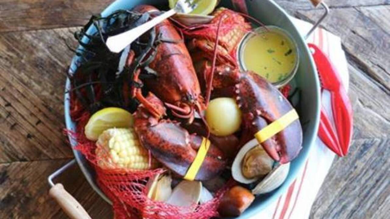 Celebrate National Lobster Day in Vegas
