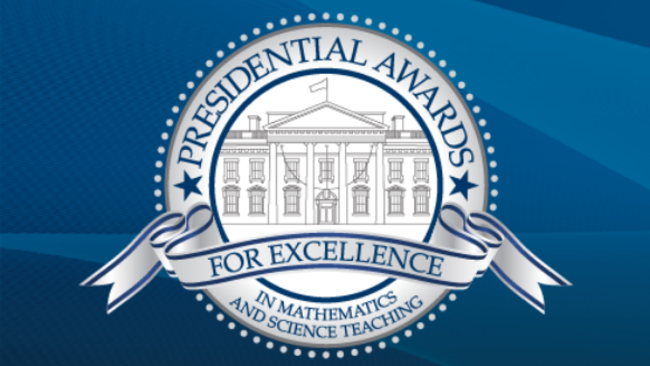 Four Montana Teachers Chosen as Presidential National Award Winners
