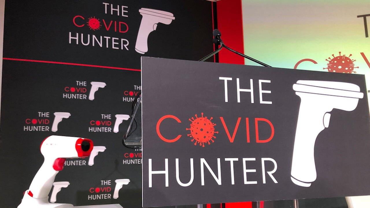 The COVID Hunter