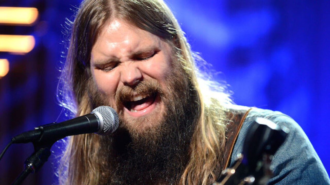 What we know about Chris Stapleton's new album
