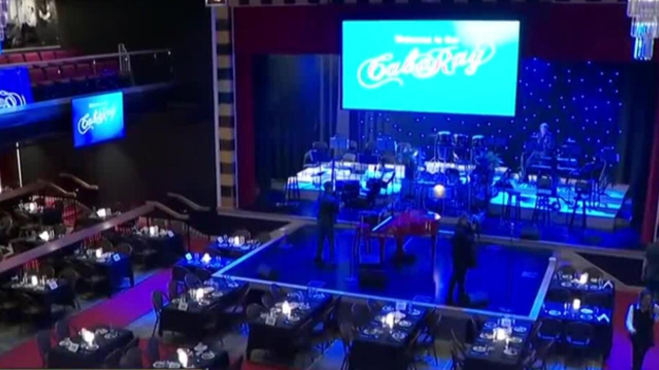"Ray Stevens Opens Music Venue ""CabaRay"""