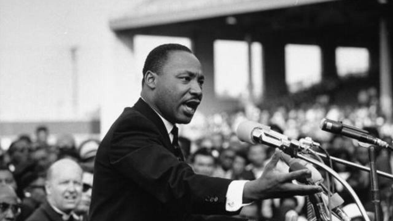 Events around San Diego County held for MLK Day
