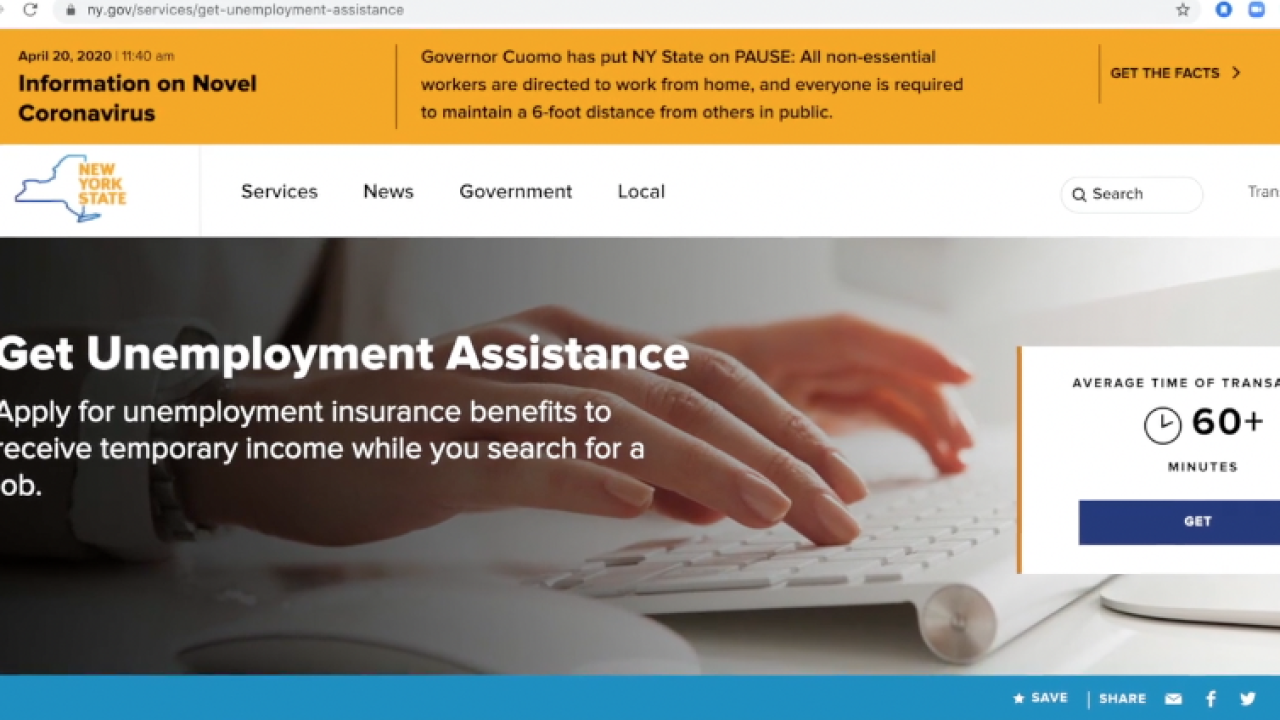 People who submitted weekly certificates didn't get their benefits. Here's  why