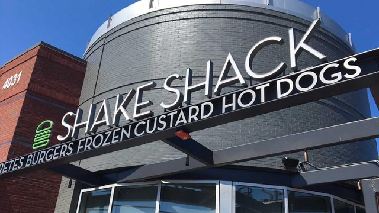 Shake Shack Opens Green Hills Location In Nashville