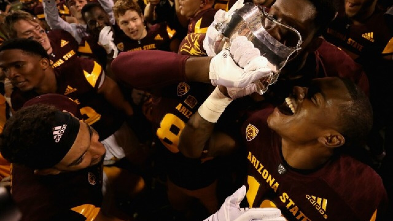 5 big takeaways from Arizona State's Territorial Cup win over the Arizona Wildcats