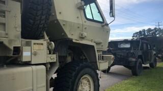 Virginia National Guard preparing to respond after Hurricane Florence makeslandfall