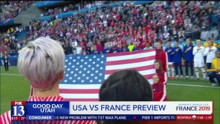 Women's World Cup preview: USA vsFrance