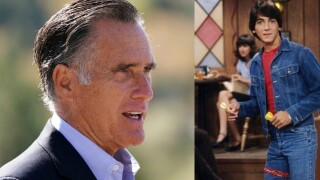 Senator Chachi? Actor Scott Baio challenges Romney on Twitter