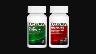 Can't find your Excedrin Migraine pills at the pharmacy? Here's why