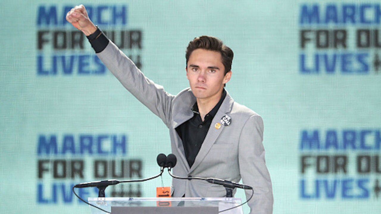Image result for david hogg