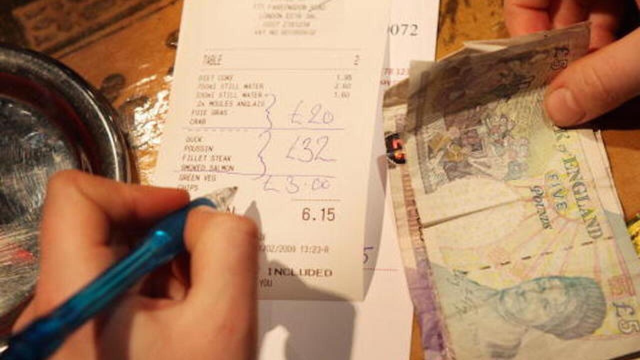 Texas waitress gets huge tip, heartfelt advice