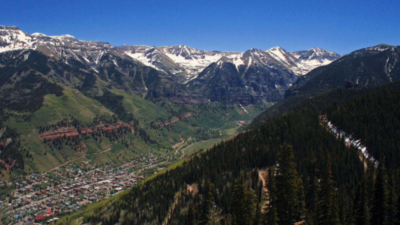 Photos: Top films shot in Colorado
