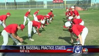 Ray High School baseball