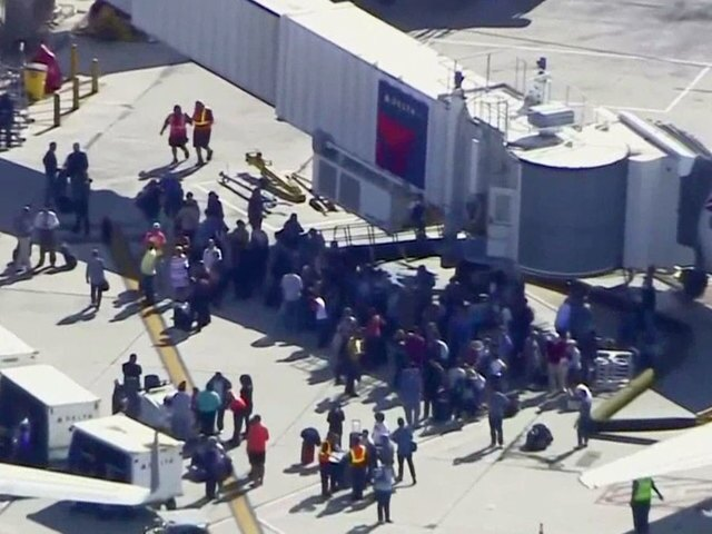 PHOTOS: Shooting at Fort Lauderdale International Airport