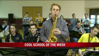 Cool School: Lone Peak High School