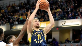 Bogdanovic scores 19 points, Pacers rout Grizzlies 111-83